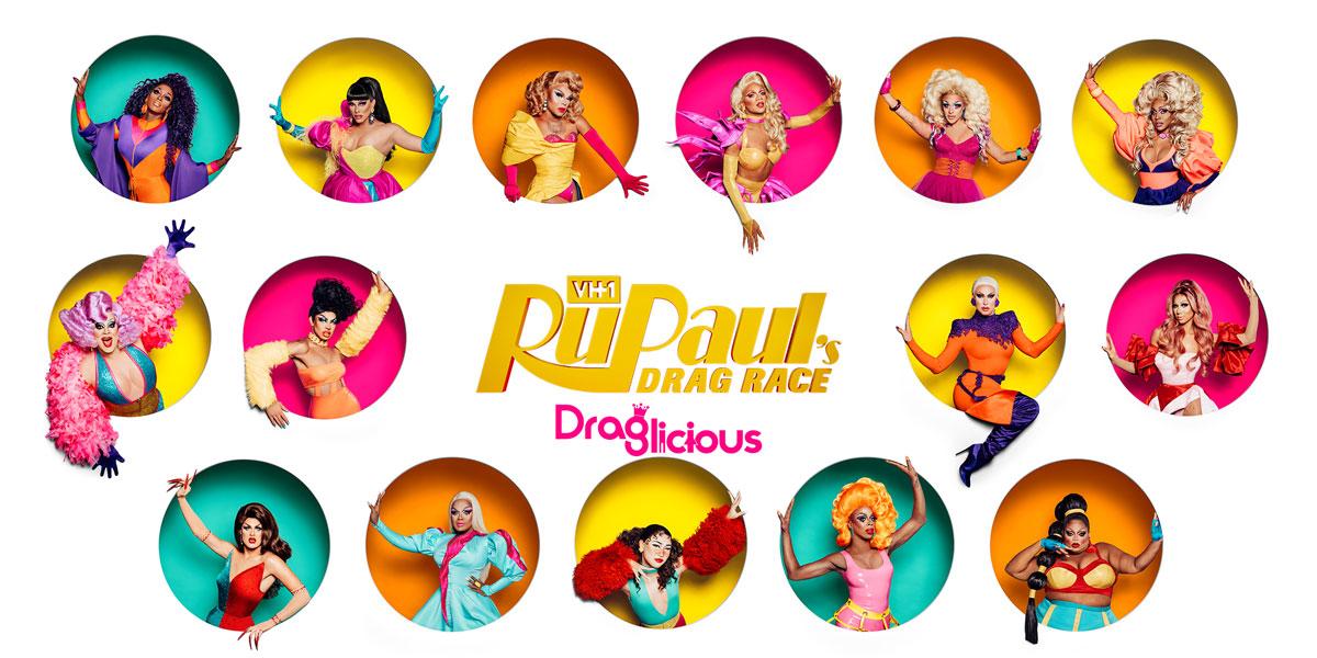 A Audiencia De Rupaul S Drag Race Em 2019 Draglicious